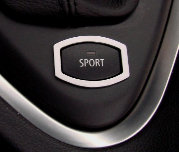 Decorative frame sports switch