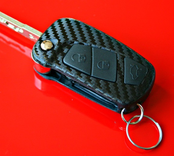 005 Cabonoptik Ford Key