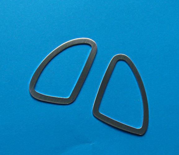 2 Blenden für die Defroster Seitenscheiben ab Bj.94