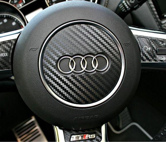coating Carbonoptik steering wheel for FL