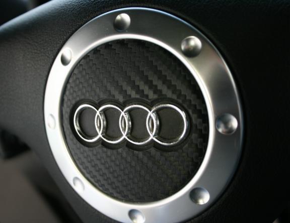 coating Carbonoptik steering wheel