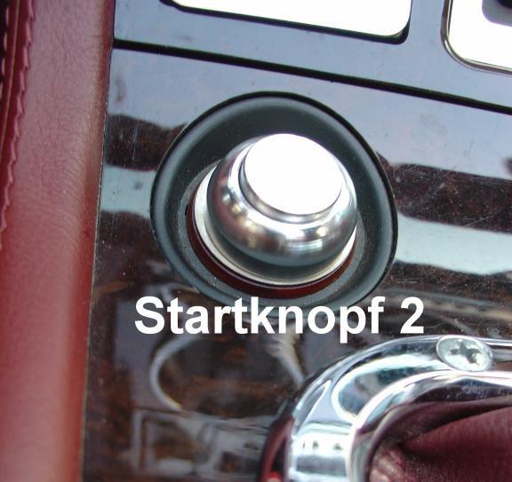 Motor Startknopf, Ausführung 2