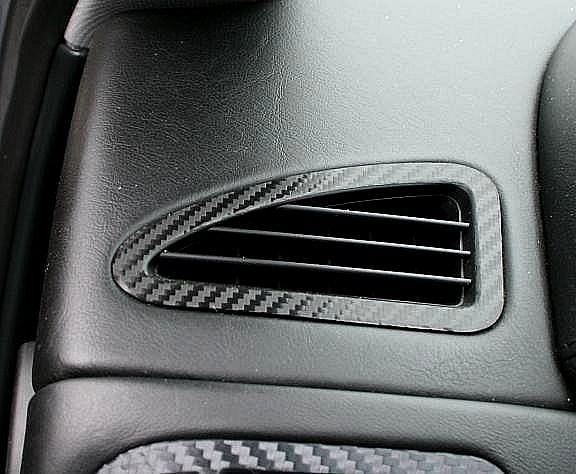 Carbondekor Anti-freeze nozzles