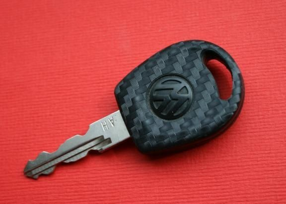 FB 001 Cabonoptik VW Key