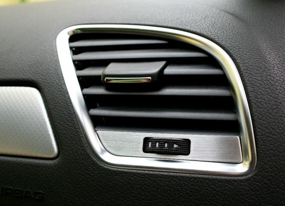 Airvent 3 Alu Cover (Left-Middle-Rigth)