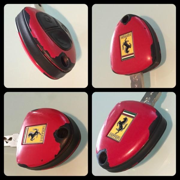 renovation your Key Ferrari F430