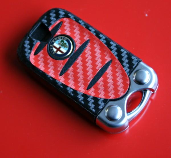 004 Cabonoptik Alfa Romeo Rot-schwarz