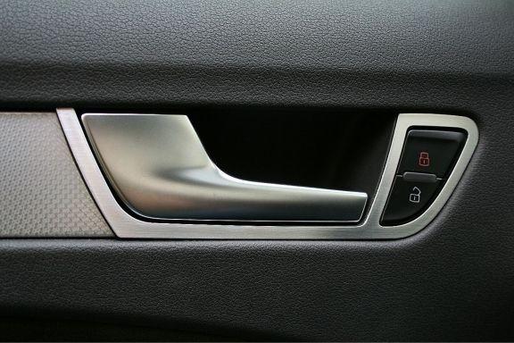 2 Alu Frames door opener Sportsback