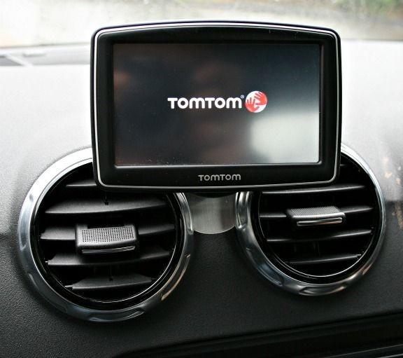TomTom-holder