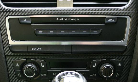 1 Alu Frame CD Changer or Multimedia