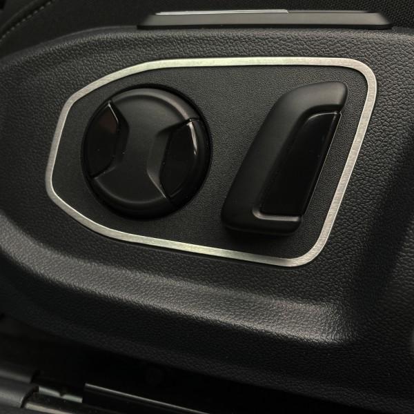13. Zierrahmen Sitzverstellung Fahrerseite