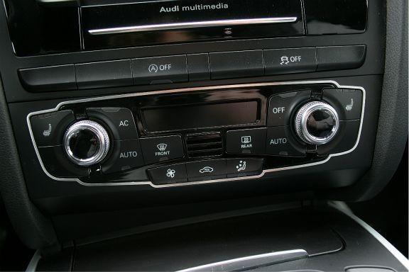 1 Aluminium Zierrahmen 3 Zonen Klimaanlage FL 2012