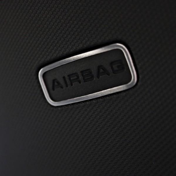 2x Aluframe Airbag logo