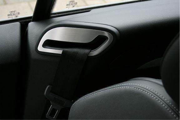 2 Frames safety belt Cabrio