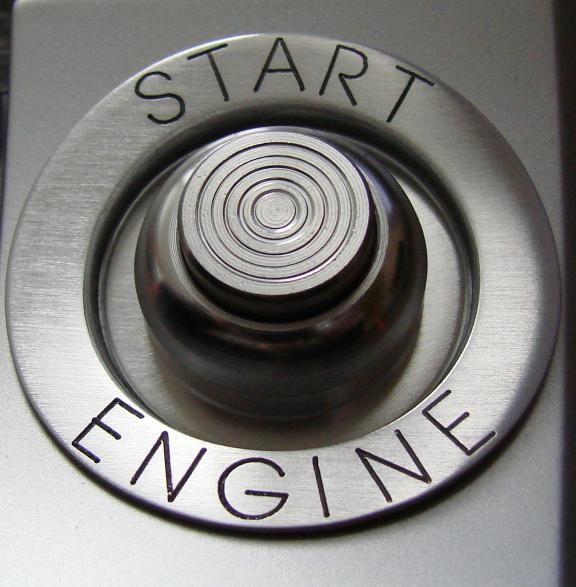 Engine Start-Button