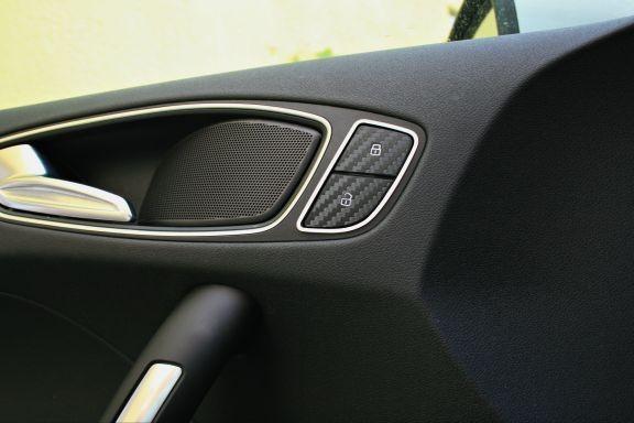 2x Aluframe Dooropener button Front