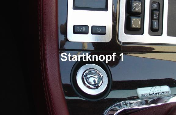 Motor Startknopf, Ausführung 1